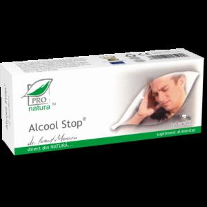ALCOOL STOP, 30/60 capsule, Laboratoarele Medica