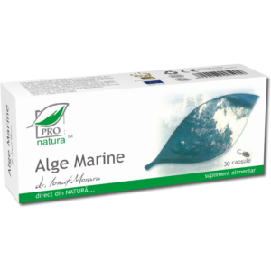 ALGE MARINE, 30/60/150 capsule, Laboratoarele Medica