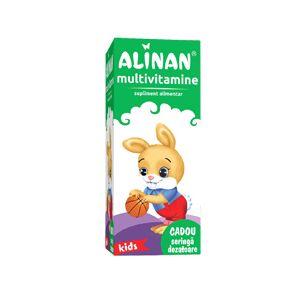 MULTIVITAMINE ALINAN SIROP 150 ml, Fiterman Pharma