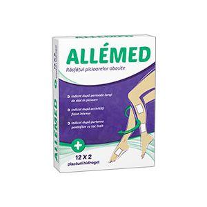 ALLEMED PLASTURI 2 buc, Fiterman Pharma