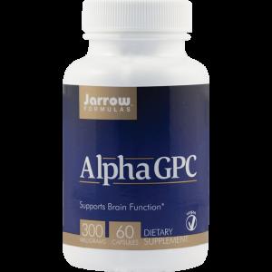 ALPHA GPC 60 capsule, Jarrow Formulas