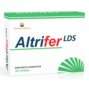 ALTRIFER LDS 30 capsule, Sun Wave Pharma