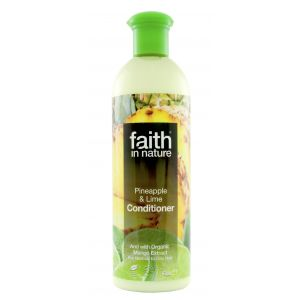 BALSAM CU ANANAS SI LIME DIN INGREDIENTE NATURALE, 250 ml, Faith in Nature