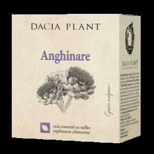 ANGHINARE - FRUNZE, Ceai 50 g, Dacia Plant