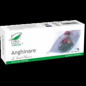 ANGHINARE, 30/60/150 capsule, Laboratoarele Medica