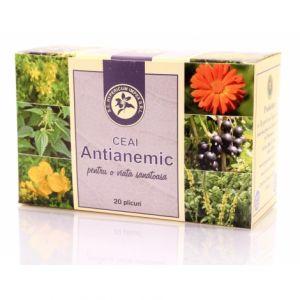 ANTIANEMIC, Ceai 20 plicuri, Hypericum Impex