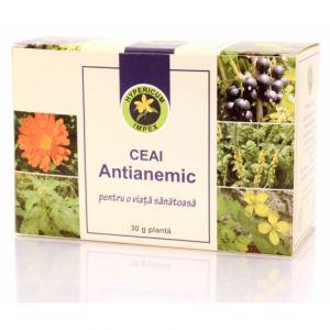 ANTIANEMIC, Ceai 30 g, Hypericum Impex