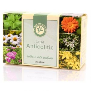 ANTICOLITOC, Ceai 20 plicuri, Hypericum Impex