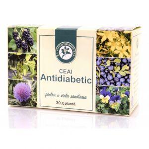 ANTIDIABETIC, Ceai 30 g, Hypericum Impex