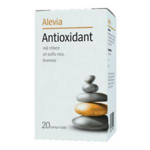 ANTIOXIDANT 20 comprimate, Alevia