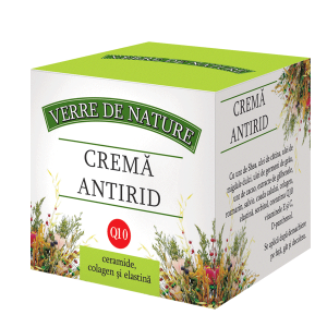 CREMA ANTIRID - VERRE DE NATURE 50 ml, Manicos