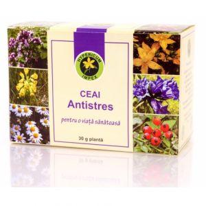 ANTISTRES, Ceai 30 g, Hypericum Impex