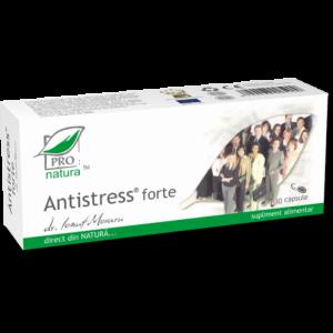 ANTISTRESS FORTE, 30/60 capsule, Laboratoarele Medica