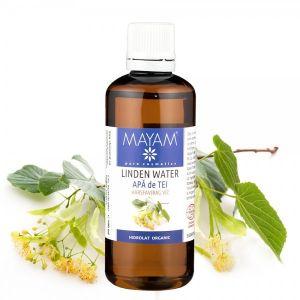 APĂ DE TEI BIO (TILIA VULGARIS) 100 ml, Mayam