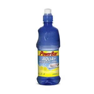 AQUA + MAGNESIUM DRINK 500 ml, PowerBar
