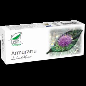 ARMURARIU, 30/60 capsule, Laboratoarele Medica