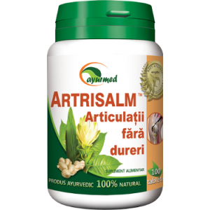 ARTRISALM 50/100 tablete, Ayurmed