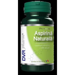 ASPIRINA NATURALA 60 capsule, DVR Pharm