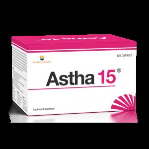 ASTHA 15, 120 capsule, Sun Wave Pharma
