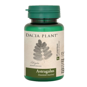 ASTRAGALUS 60 comprimate, Dacia Plant