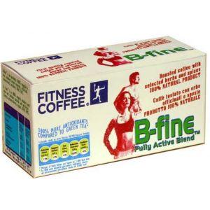 CAFEA B-FINE (Antioxidant), 100 plicuri, Fitness Coffee