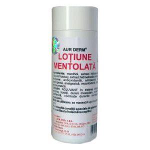 LOTIUNE MENTOLATA - AUR DERM, 100 ml, Laur Med