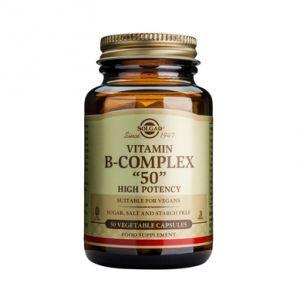 B-COMPLEX 50, 50 capsule, Solgar