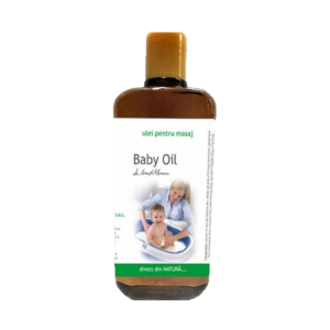 BABY OIL, 125 ml, Laboratoarele Medica