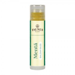BALSAM DE BUZE - MENTA 5 ml, Faunus Plant