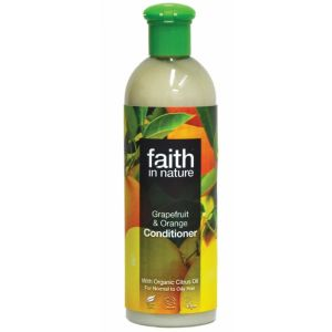 BALSAM CU PORTOCALE SI GRAPEFRUIT DIN INGREDIENTE NATURALE, 250 ml, Faith in Nature
