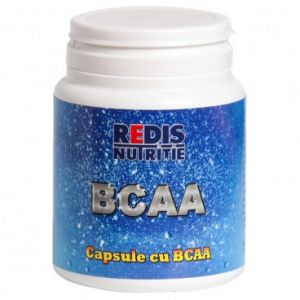 BCAA, 120 capsule, Redis