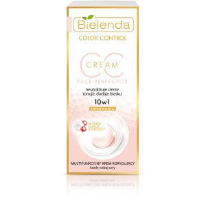 CREMA CC MULTIFUNCTIONALA, 40 ml, Bielenda