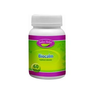 BIOCALM 60/120 capsule, Indian Herbal