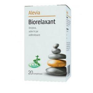 BIORELAXANT 20 comprimate, Alevia