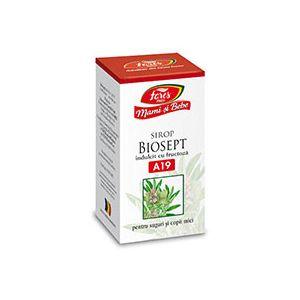 BIOSEPT MAMI SI BEBE A19, Sirop 100 ml, Fares
