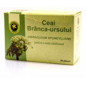 BRANCA URSULUI, Ceai 20 plicuri, Hypericum Impex