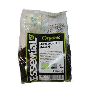 SEMINTE DE BROCCOLI BIO, 125 g, Essential
