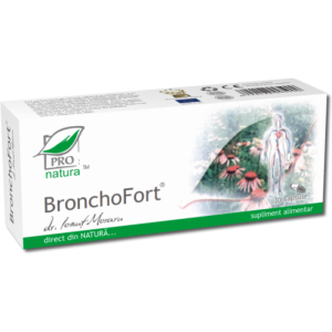 BRONCHOFORT, 30/60/150 capsule, Laboratoarele Medica