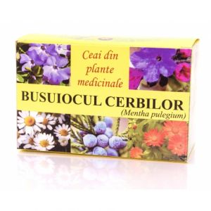 BUSUIOCUL CERBILOR, Ceai 30 g, Hypericum Impex