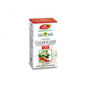 CALMOCARD (calmant cardiac) C35, 60 capsule, Fares