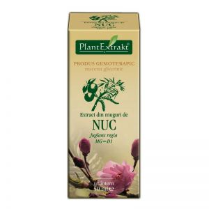EXTRACT DIN MUGURI DE NUC MG=D1, 50 ml, Plant Extrakt