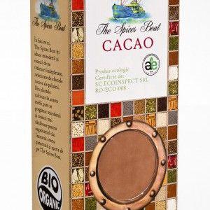 CACAO PUDRA BIO 75 g, Longevita