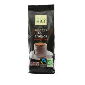 CAFEA ARABICA PURA MACINATA BIO 250 g, Jardin Bio