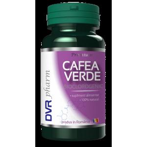 CAFEA VERDE 60 capsule, DVR Pharm