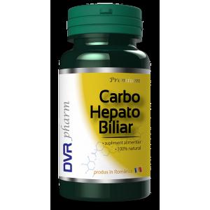 CARBO HEPATOBILIAR 60 capsule, DVR Pharm