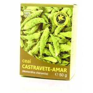 CASTRAVETE AMAR, Ceai 50 g, Hypericum Impex