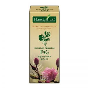 EXTRACT DIN MUGURI DE FAG MG=D1, 50 ml, Plant Extrakt