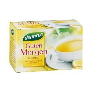 BUNA DIMINEATA BIO, Ceai 20 plicuri x 1.5 g, Dennree