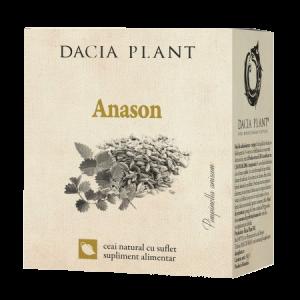 ANASON - FRUCTE, Ceai 50 g, Dacia Plant