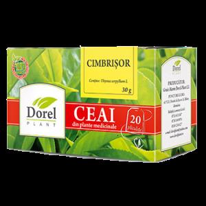 CIMBRISOR, Ceai 20 plicuri, Dorel Plant